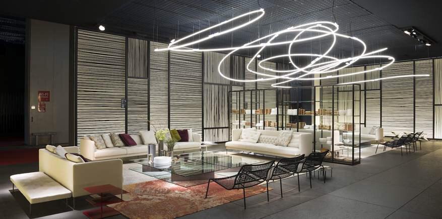 Living divani frau salone del mobile 2015 milano monia for Fiera del design